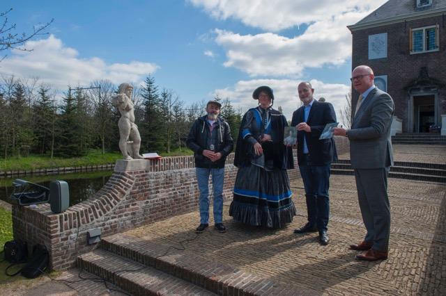 Kees van der Leer, Ronald Meekel, Prinses Marianne
