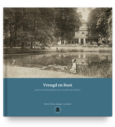 Vreugd en Rust cover
